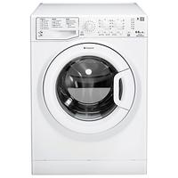 Hotpoint WDAL8640P Washer Dryer, 8kg Wash/6kg Dry Load, A Energy Rating, 1400rpm Spin, White