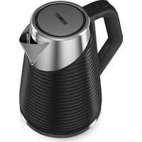 TOWER Linear T10009 jug Kettle - Black, Black