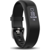 GARMIN Vivosmart 3 HR - Black, Large, Black