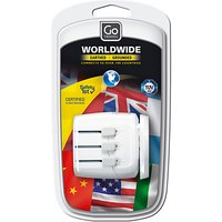 Go Travel Worldwide Adaptor for UK Electrical