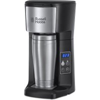RUSSELL HOBBS Brew & Go 22630 Filter Coffee Machine - Stainless Steel, Stainless Steel