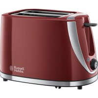 RUSSELL HOBBS Mode 21411 2-Slice Toaster - Red, Red
