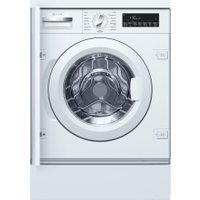 NEFF W544BX0GB Integrated 8 kg 1400 Spin Washing Machine, Red