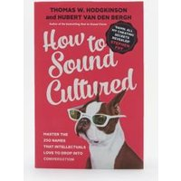 How 2 Sound Cultured Book, ASSORTED