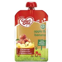 Cow & Gate Apple & Banana from 4-6m Onwards 100g