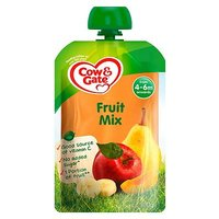 Cow & Gate Fruit Mix from 4-6m Onwards 100g