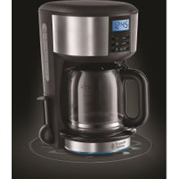 RUSSELL HOBBS Buckingham Fast Brew 20680SS Filter Coffee Machine - Brushed Stainless Steel, Stainles