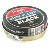 Punch Black Shoe Polish