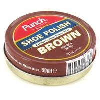 Punch Brown Shoe Polish