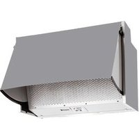 HOTPOINT PAEINT 66F AS GR Integrated Cooker Hood - Graphite, Graphite