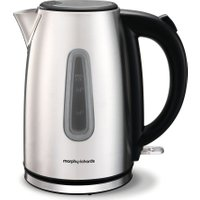 MORPHY RICHARDS Equip 102773 Jug Kettle - Stainless Steel, Stainless Steel
