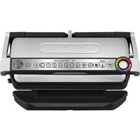 TEFAL Optigrill XL GC722D40 Grill - Stainless Steel & Black, Stainless Steel