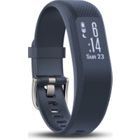 GARMIN vivosmart 3 - Blue, Small, Blue