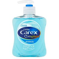 Cussons Carex Complete Original Hand Wash 250ml