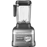 KITCHENAID Artisan Power Plus 5KSB8270BMS Blender - Medallion Silver, Silver
