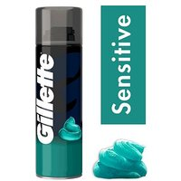 Gillette Classic Sensitive Shave Gel 200ml